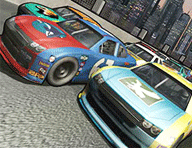 Thunder Cars Game